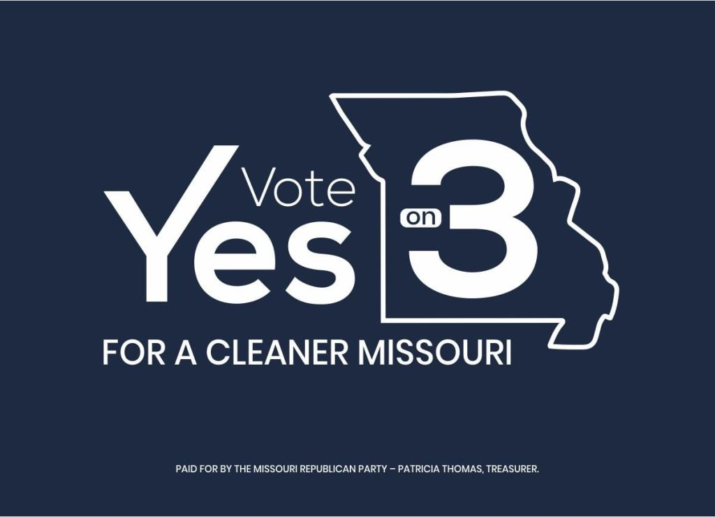 Vote Yes on 3 for a Cleaner Missouri